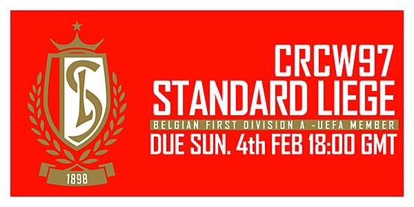 CRCW97 - STANDARD LIEGE