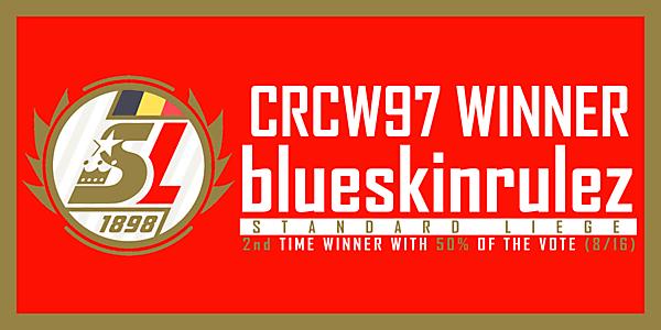 CRCW97 - WINNER