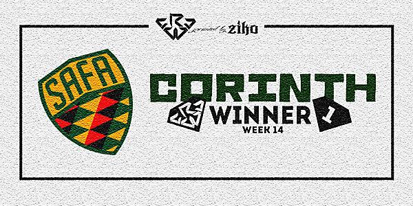 CRCW - WEEK 14 - WINNER