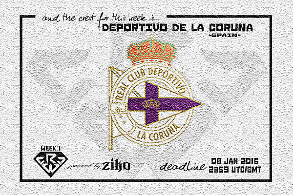 CRCW - WEEK 1: Deportivo De La Coruna