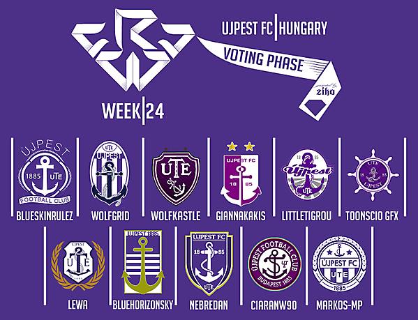CRCW - WEEK 24 - VOTING