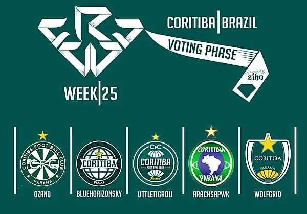 CRCW - WEEK 25 - VOTING
