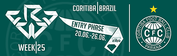 CRCW - WEEK 25: Coritiba