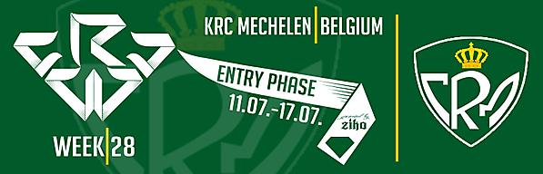 CRCW - WEEK 28: KRC Mechelen
