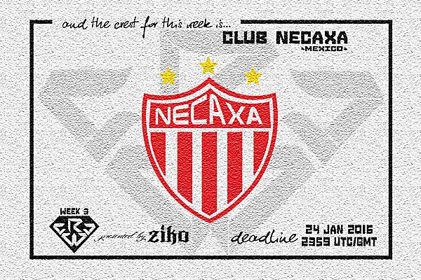 CRCW - WEEK 3: Club Necaxa