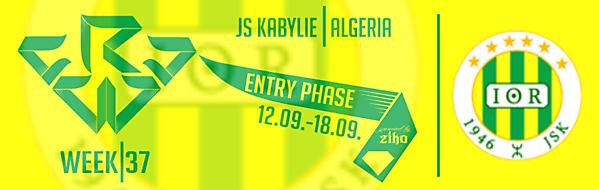 CRCW - WEEK 37: JS Kabylie