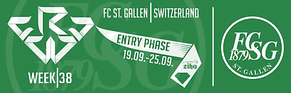 CRCW - WEEK 38: FC St. Gallen