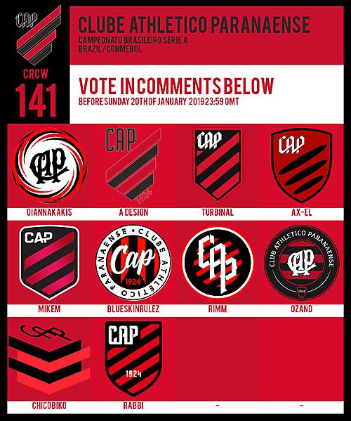 CRCW 141 | VOTING