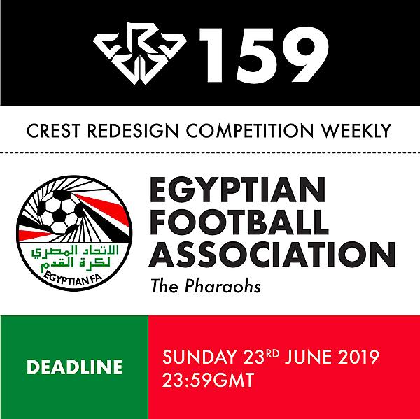 CRCW 159 EGYPTIAN FOOTBALL ASSOCIATION