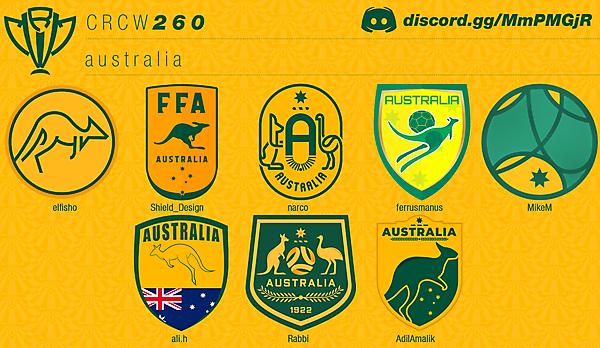CRCW 260 - VOTING - AUSTRALIA