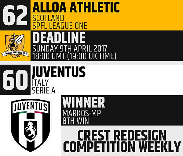 CRCW 62 - Alloa Athletic
