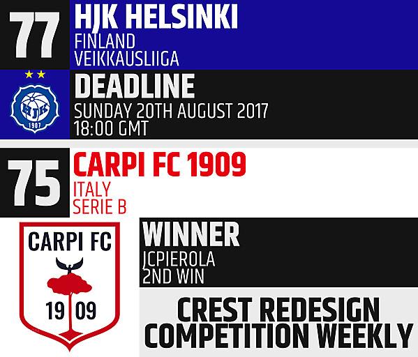 CRCW 77 - HJK Helsinki