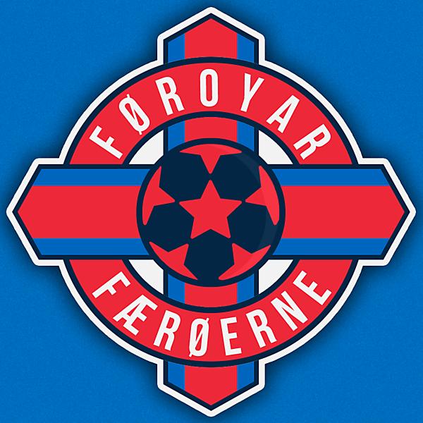 Faroe Islands Crest Redesign