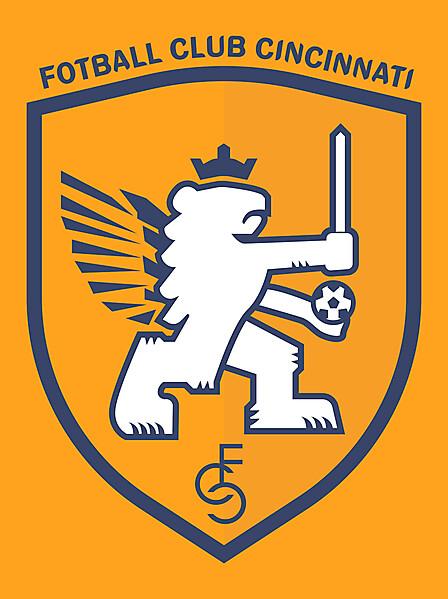 FC Cincinnati Crest