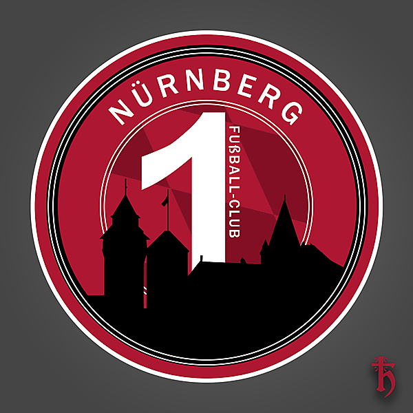 FC Nurnberg - Redesign