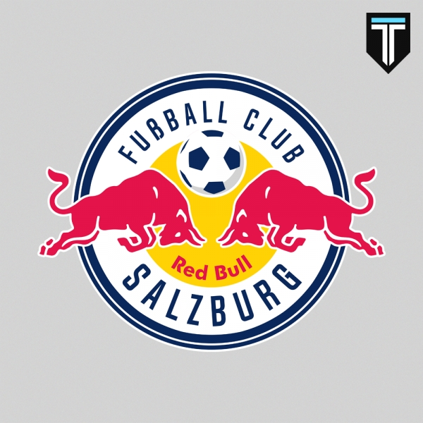FC Red Bull Salzburg - Crest Redesign