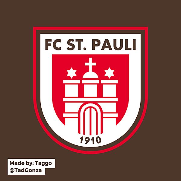 FC ST. Pauli Redesign