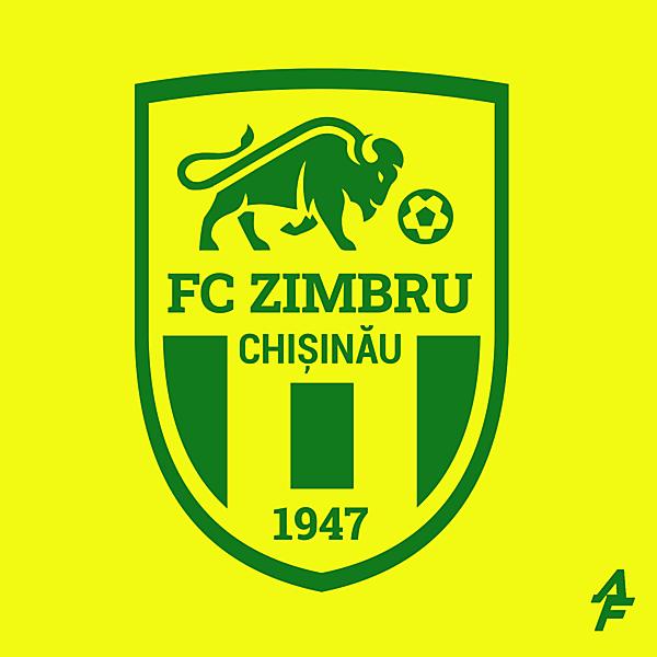 FC Zimbru Chișinău crest redesign