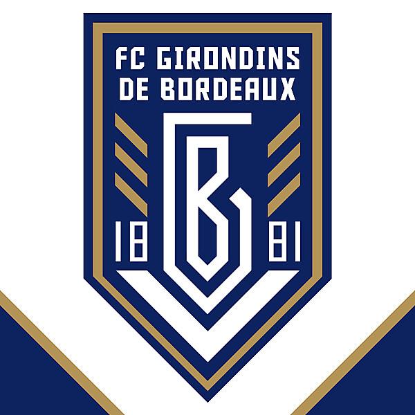 Girondins de Bordeaux – Redesign