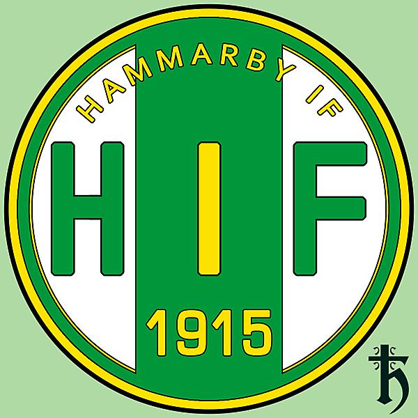 Hammarby IF - Crest Redesign