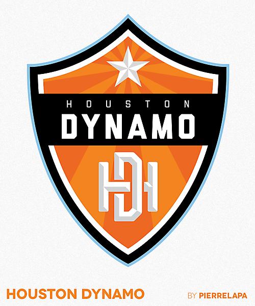 Houston Dynamo - MLS - Redesign