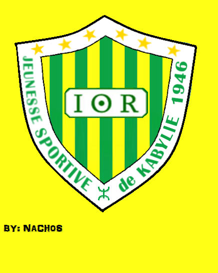 JS KABYLIE crest by NACH0S