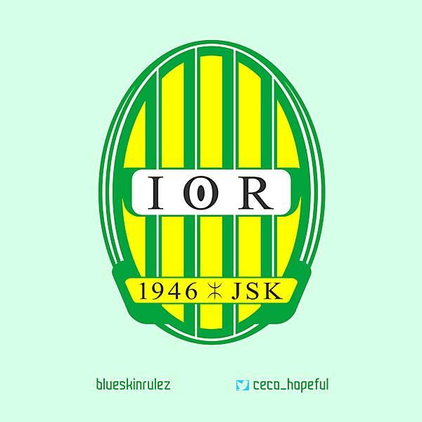 Jsk Crest redesign