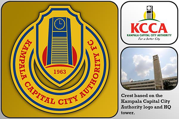 KCCA FC Crest redesign