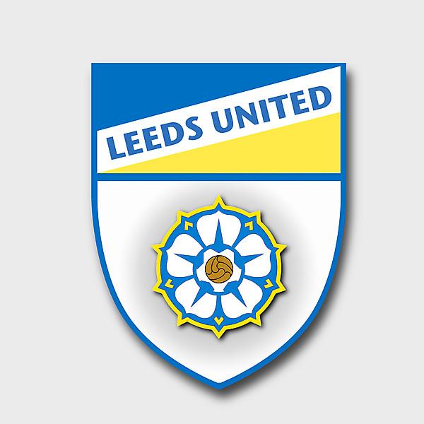Leeds United fantasy crest