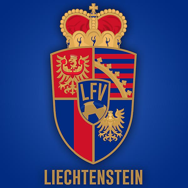 Liechtenstein Crest Redesign