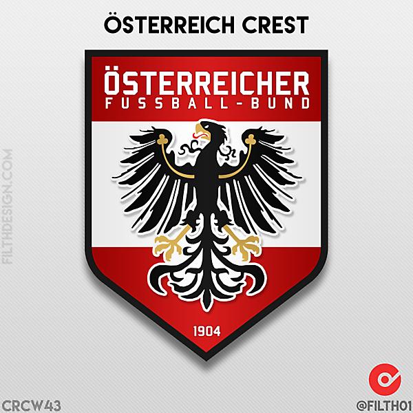 Österreicher Fußball-Bund Crest