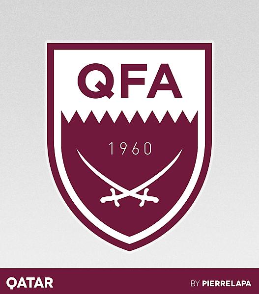Qatar - QFA - crest redesign