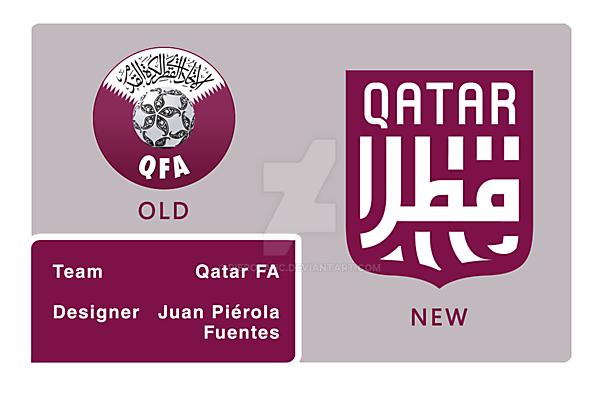 Qatar badge