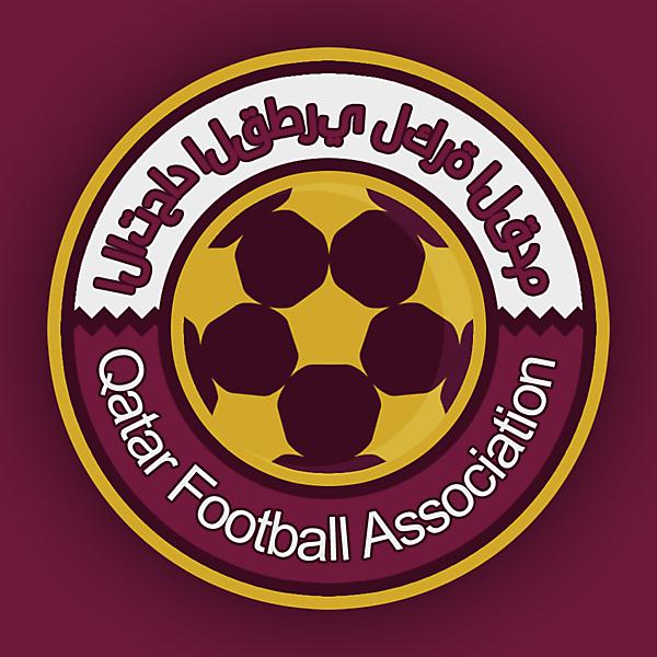 Qatar FA crest redesign