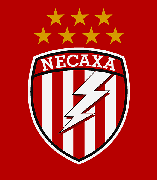 Rayos Necaxa Redesign