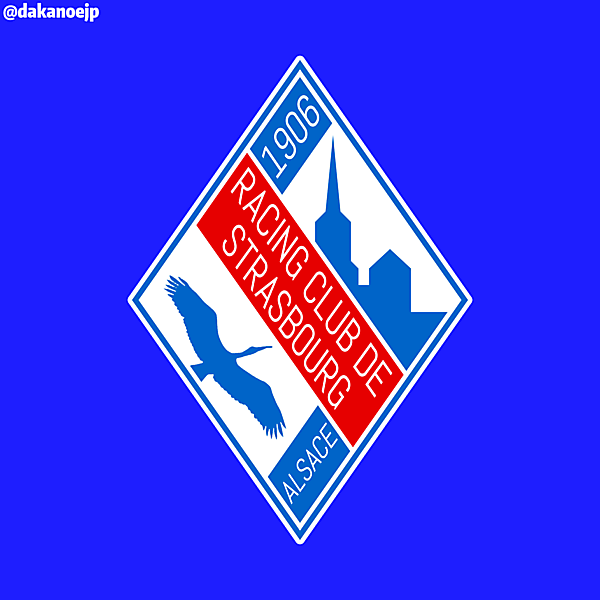 RC Strasbourg Crest