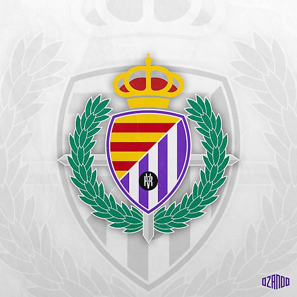 Real Valladolid | Crest @ozandod