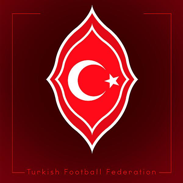 Turkey Football Federation Logo