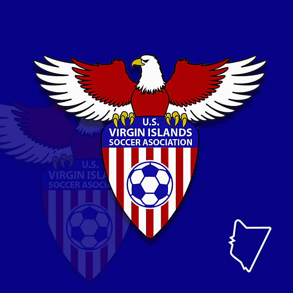 US Virgin Island crest redesign - Riddesign