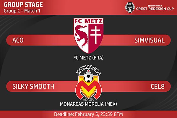 Group C - Match 1