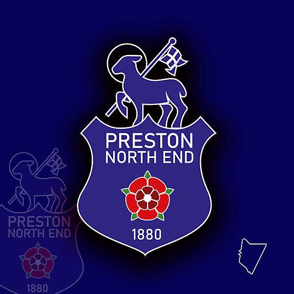 Preston North End - Redesign - CRL