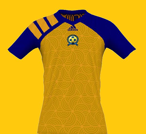 Barbados kit design