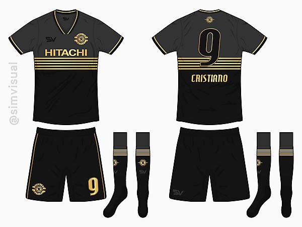Kashiwa Reysol Away Kit