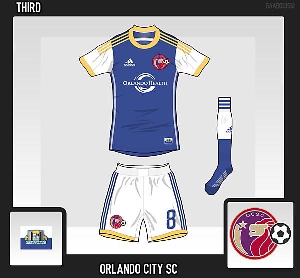Orlando City Third