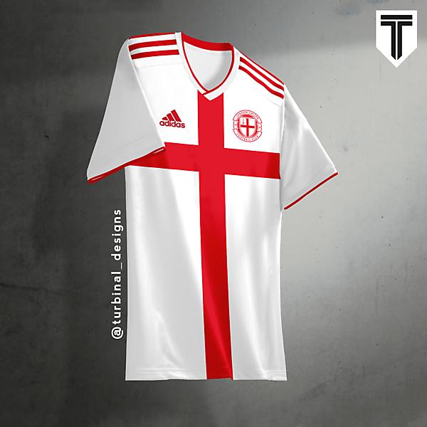 London United FC Home Kit