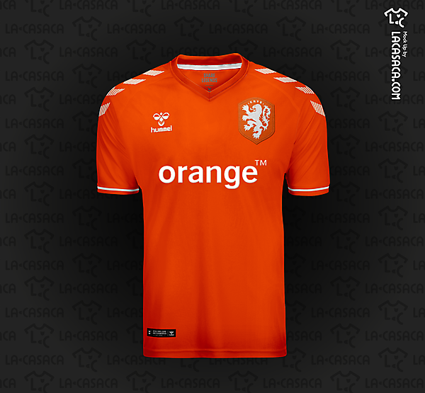 Netherlands x Orange