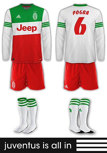 Juventus x Adidas