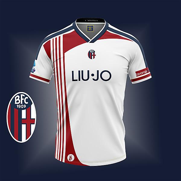 Bologna FC Away concept