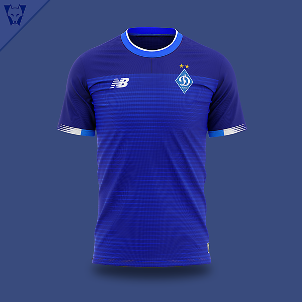 Dynamo Kiev away concept