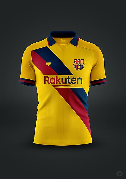 FC Barcelona [away]